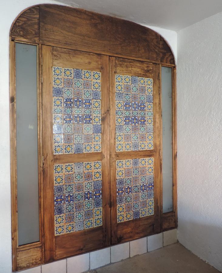 Puerta y Talavera.