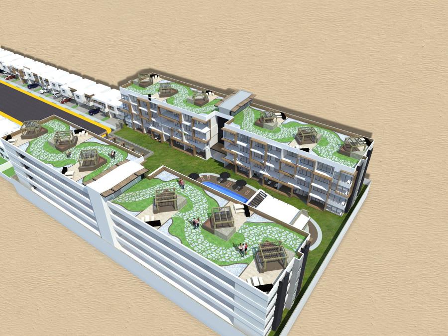 Puerta del sol ideas arquitectos for Residencial puerta del sol vallecas