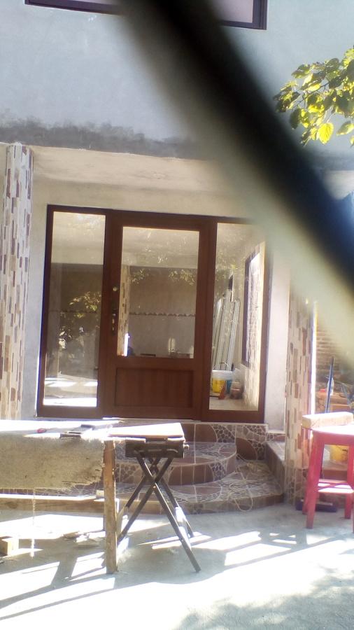 Puerta habatible