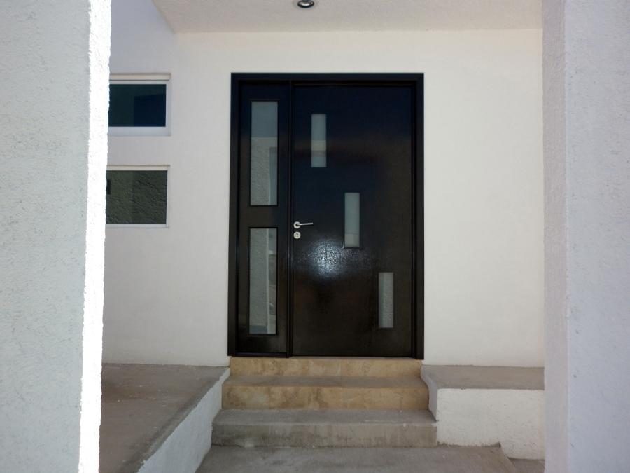 Puertas para ba o de herreria for Puertas para casas minimalistas