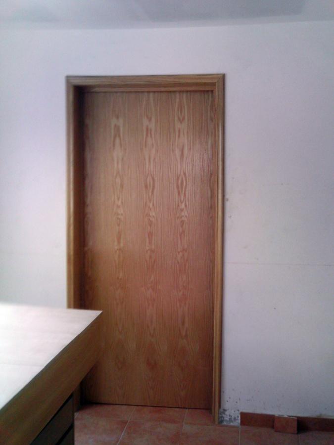 Carpinter a fina proyectos carpinteros for Marcos puertas interiores