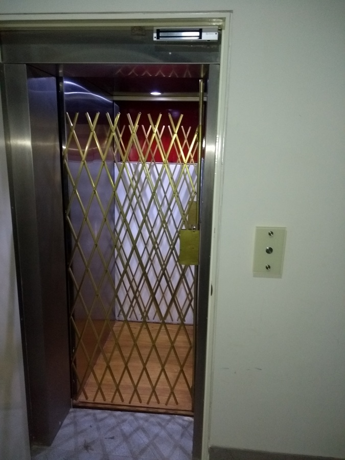 Puertas de tijera