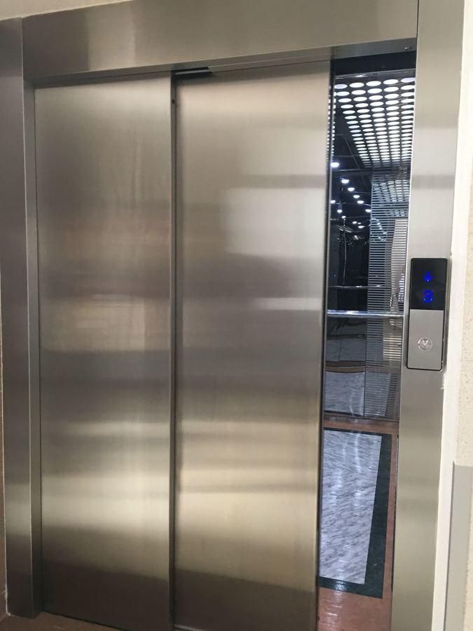 Puertas Elevador Pasajero