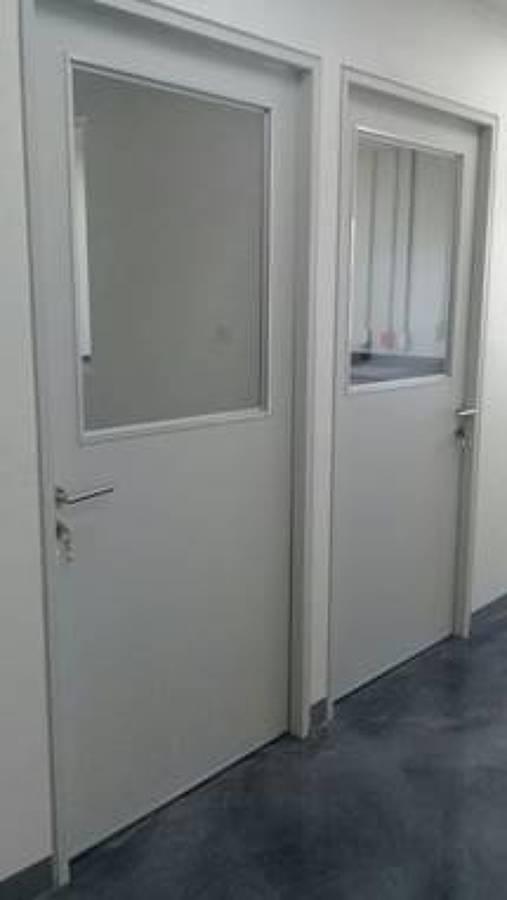 Puertas para Laboratorio