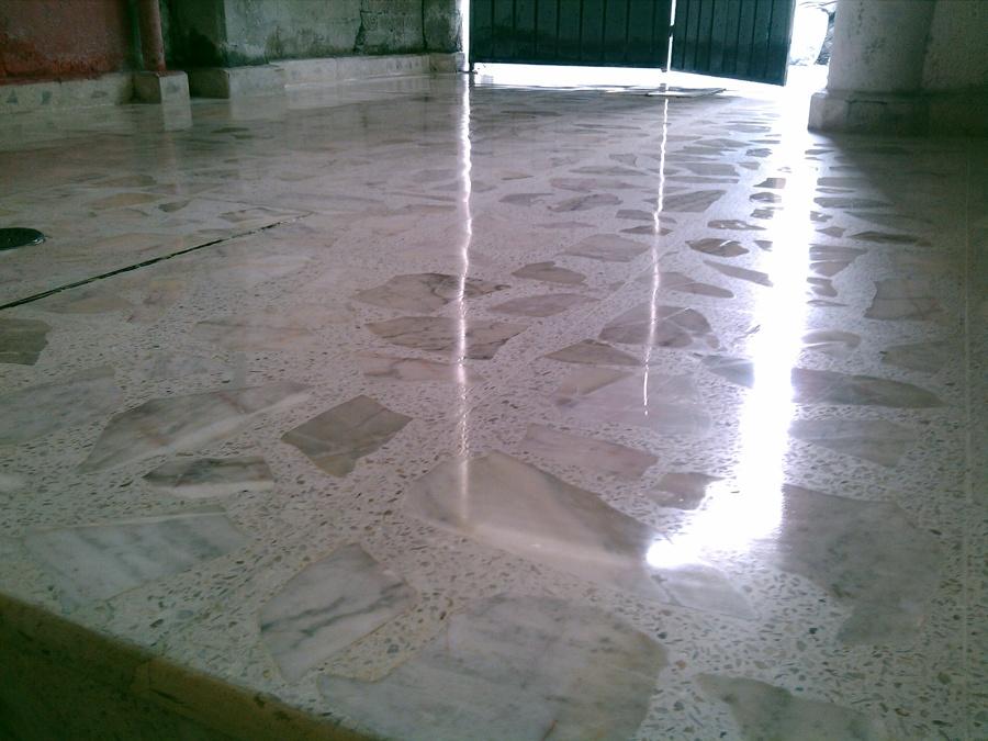 foto pulido de piso marmol de luescarli 120519 habitissimo