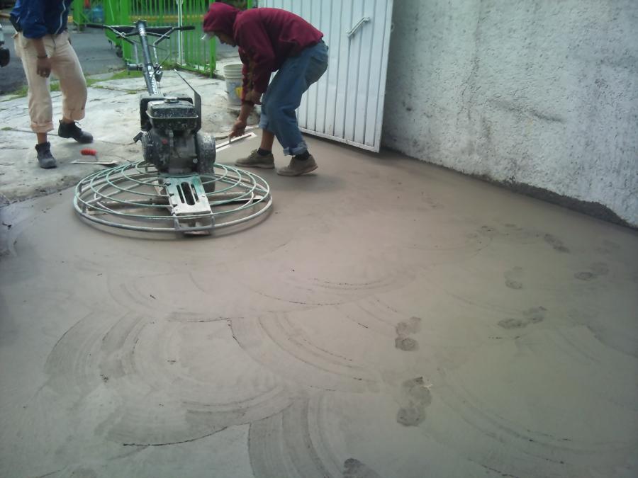 Foto pulido del piso de concreto de view art 56651 for Piso cemento pulido