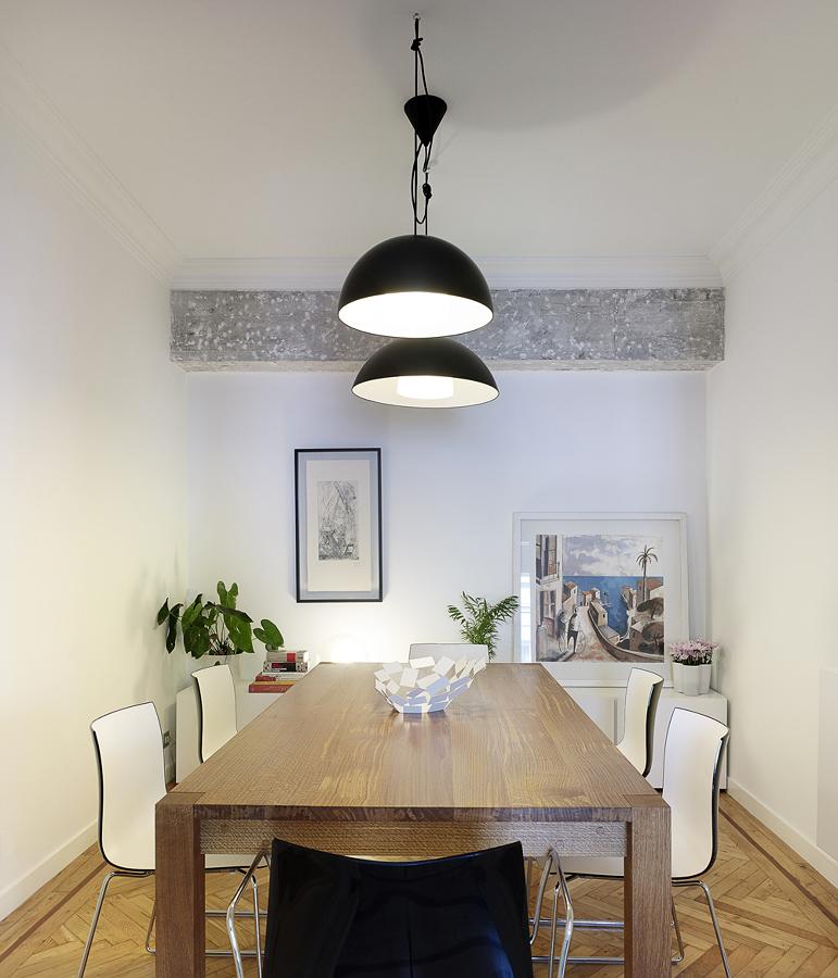 La incre ble reforma de un piso de los a os 50 ideas for Diseno de interiores en los anos 90