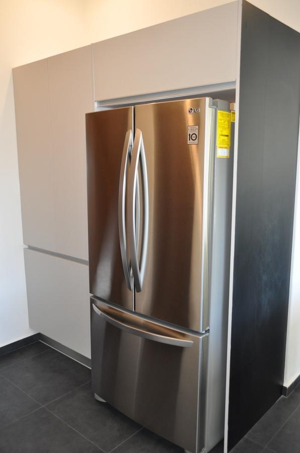 Refrigerador y Alacenas