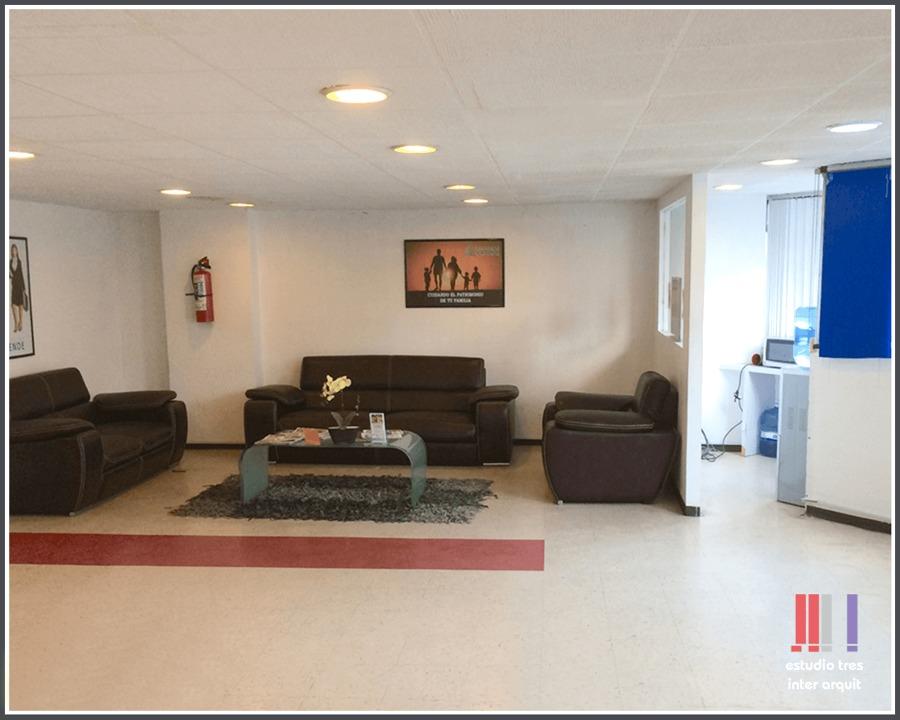 Villegas vende inmobiliaria ideas remodelaci n oficina for Remodelacion oficinas