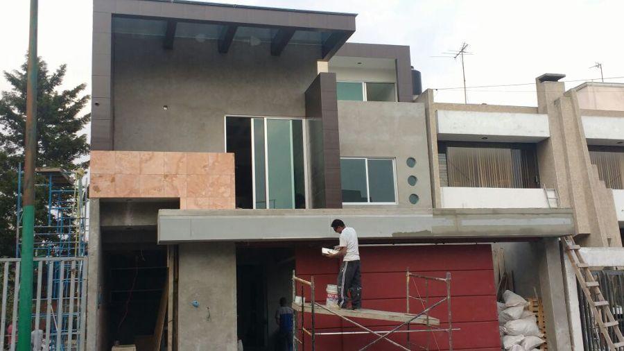 Construcci n de casa habitaci n 3 niveles ideas for Ideas de remodelacion de casas