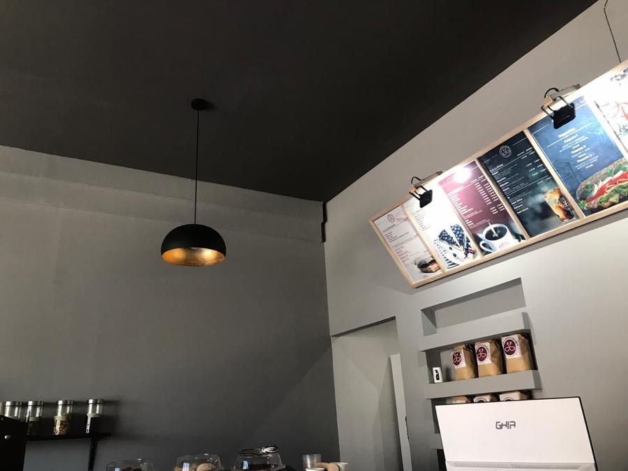 Remodelación cafetería