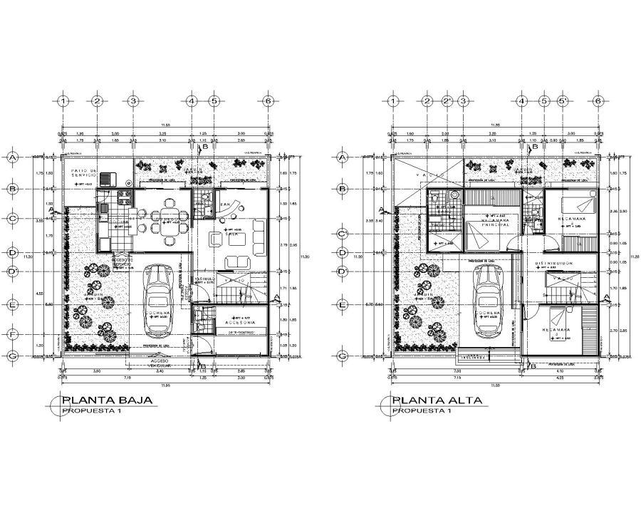 Proyecto y remodelaci n de casa habitaci n ideas - Proyecto de casas ...