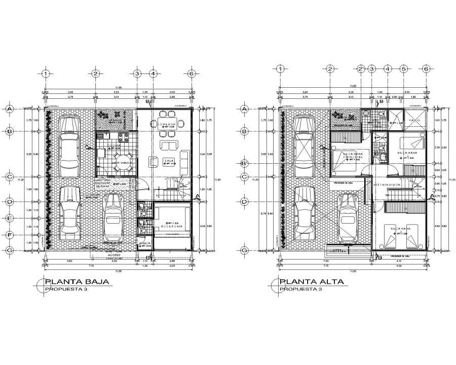 Foto remodelaci n casa habitaci n de proyectos for Proyecto casa habitacion minimalista