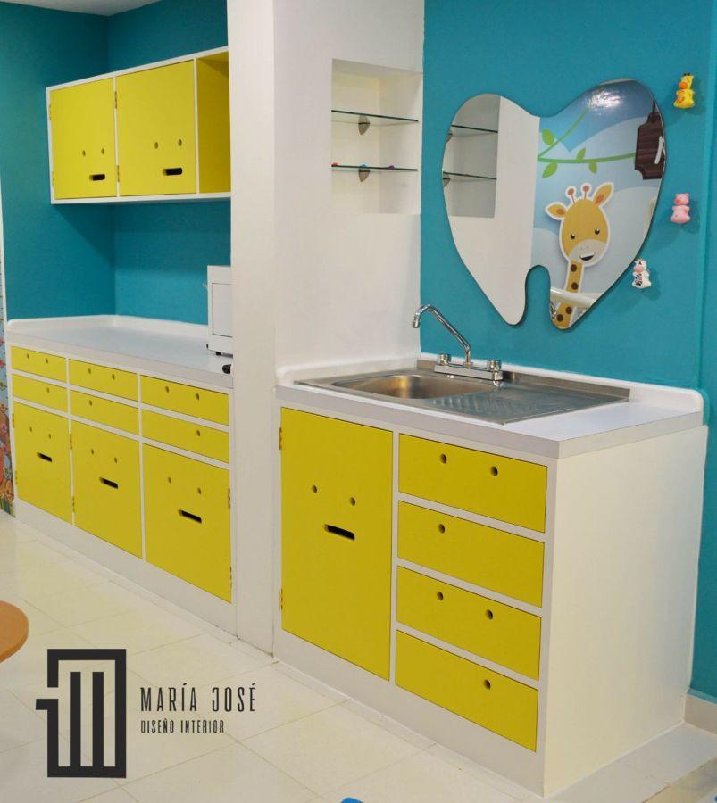 Foto Remodelación Consultorio Dental De María José Diseño