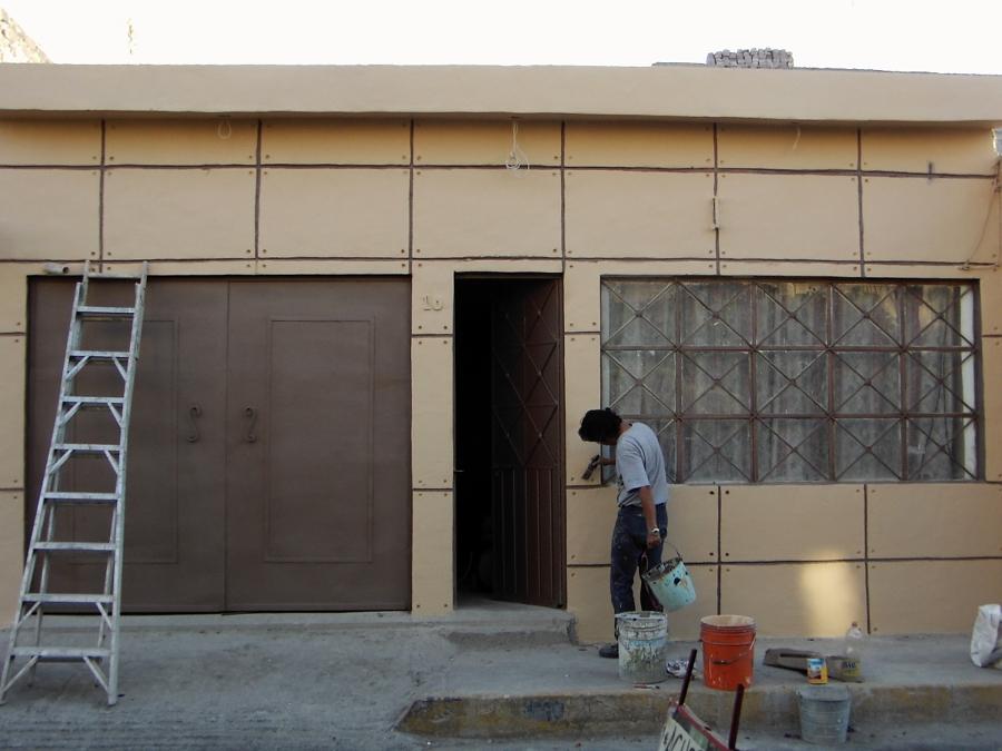 Remodelaci n de fachada ideas remodelaci n casa for Ideas para remodelacion de casas