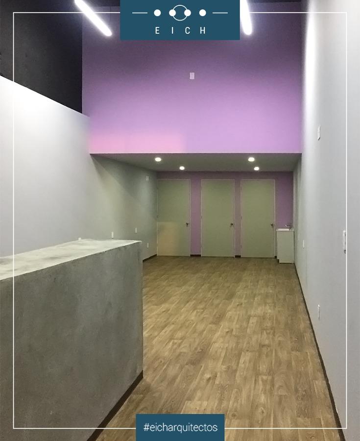 Remodelación de local comercial