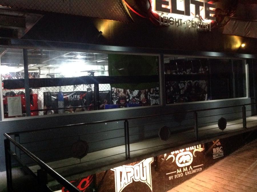 Remodelación Elite Fight Center México
