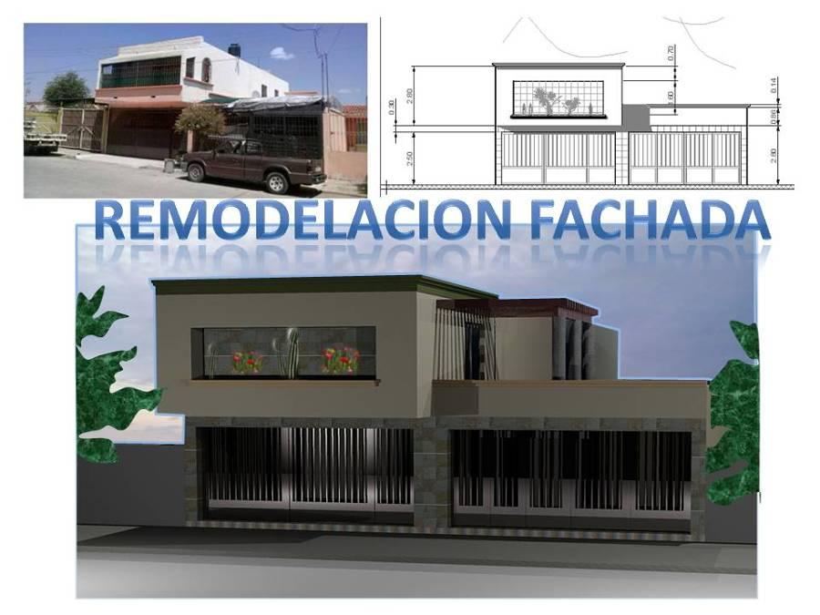 Remodelaci n ideas remodelaci n fachada for Ideas para remodelacion de casas