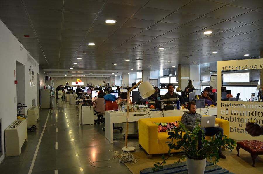 Foto remodelaci n oficinas de reformas habitissimo for Remodelacion oficinas