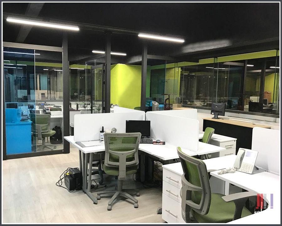 Mtm telecom ideas remodelaci n oficina for Remodelacion oficinas