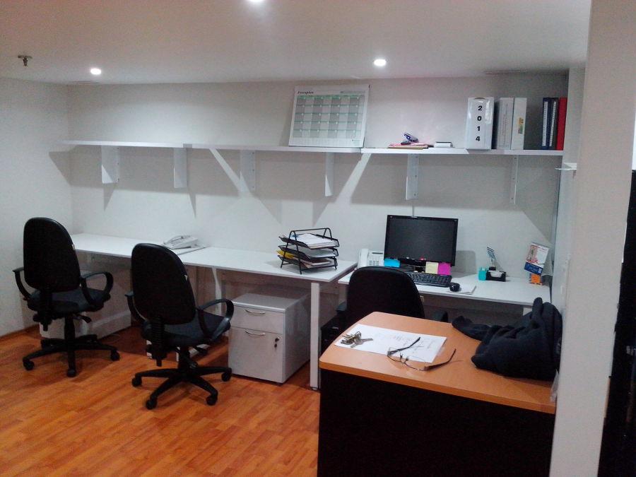 Remodelacion oficinas emergo group