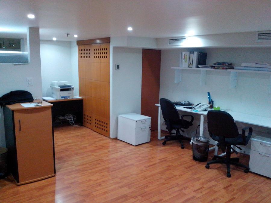 Foto remodelacion oficinas emergo group de estrategic sa for Remodelacion oficinas
