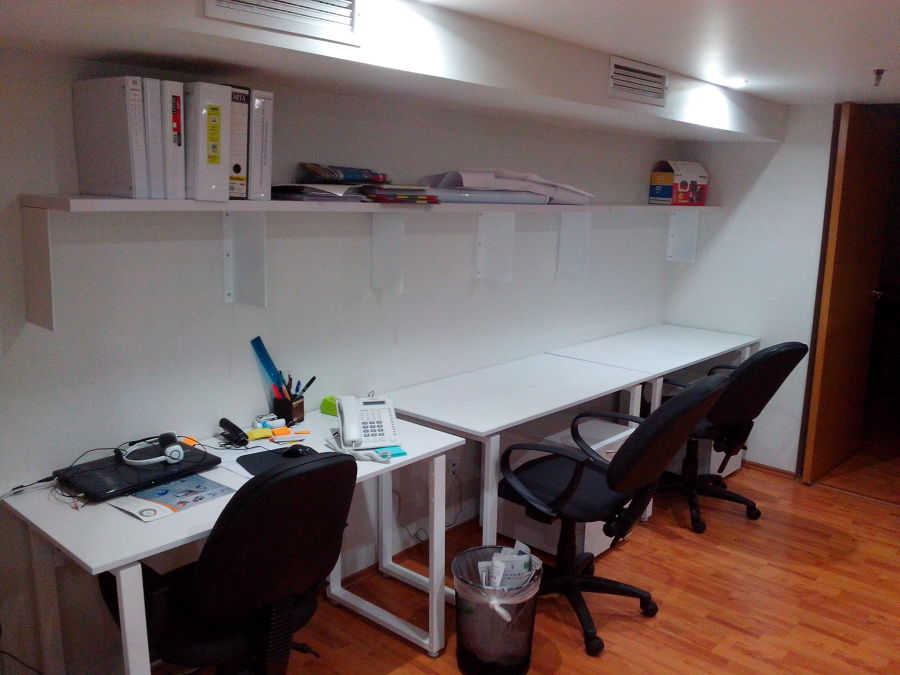 Remodelacion oficnas emergo group
