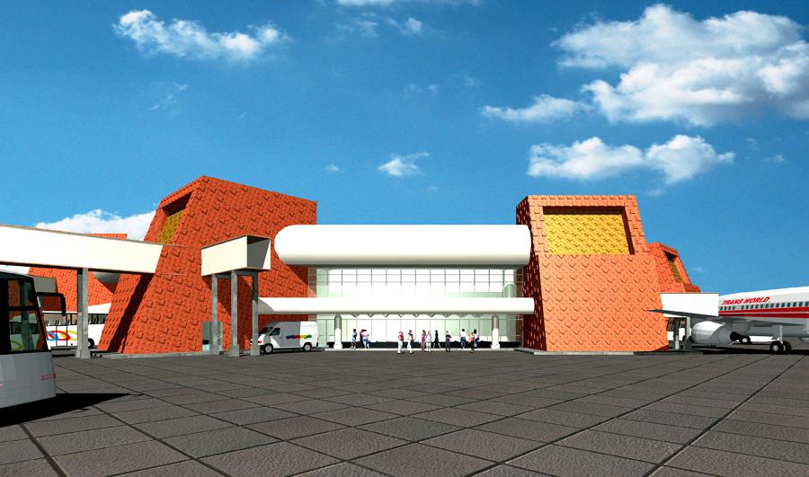 Remodelacion Terminal Satelite Aeropuerto De Cancun