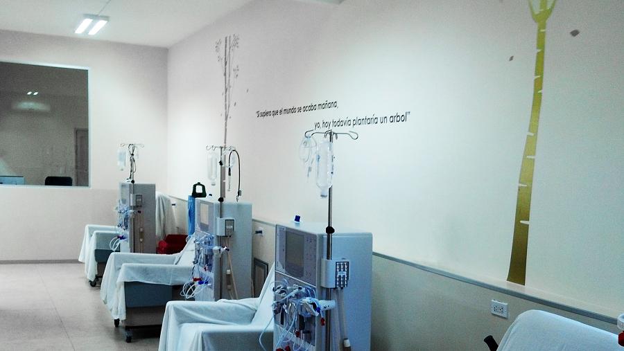 Remodelación Unidad de Hemodiálisis del HU-BUAP