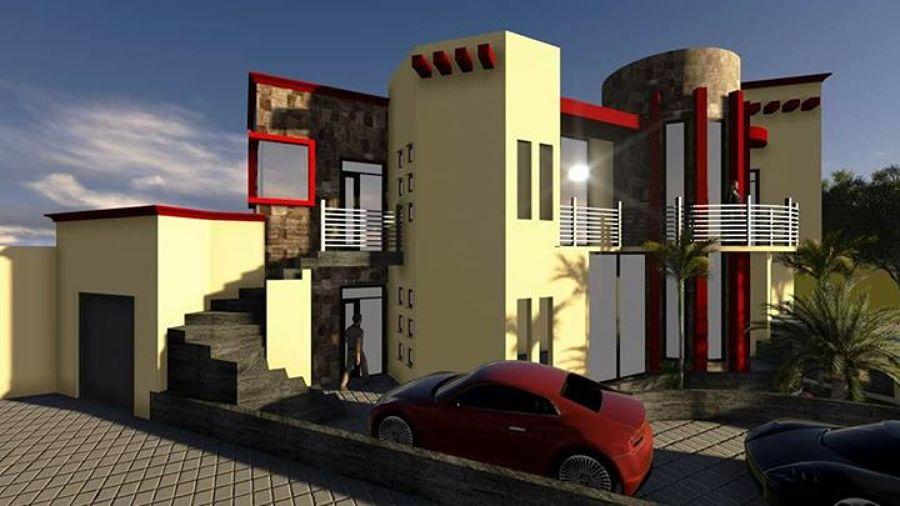 Render Casa Habitación