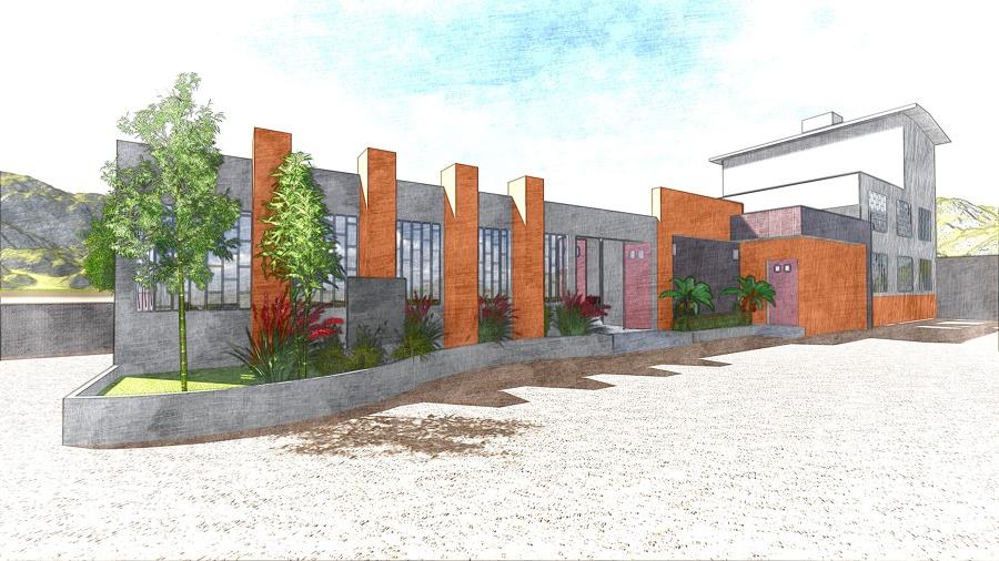 Comedor comunitario ideas arquitectos for Proyecto de comedor comunitario