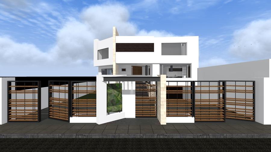 Ac157 remodelacion ideas remodelaci n casa for Portico moderno
