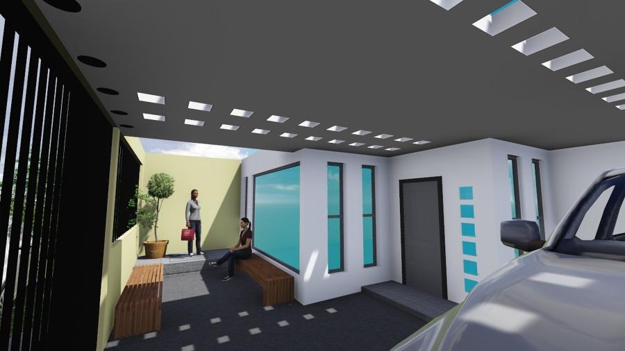 Foto rener interior de cochera de grupo plano 21 296172 for Oficinas grupo tragaluz