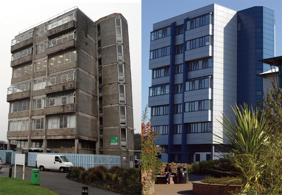 Renovación de Edificio
