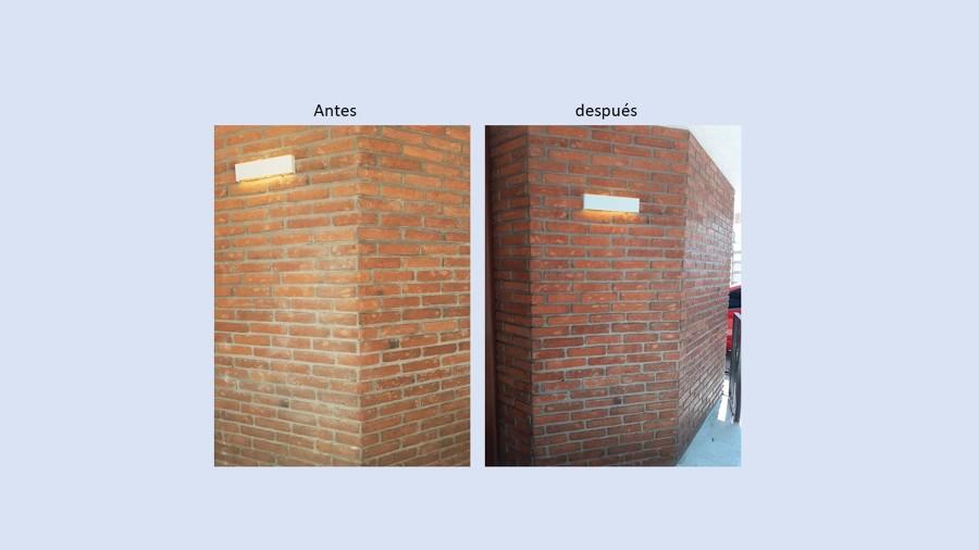 Renovación de espacios