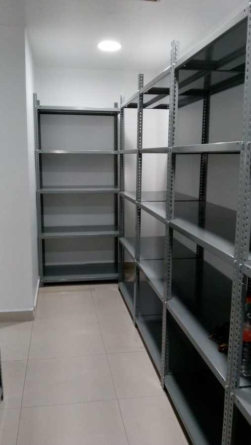 Renovacion de estantes