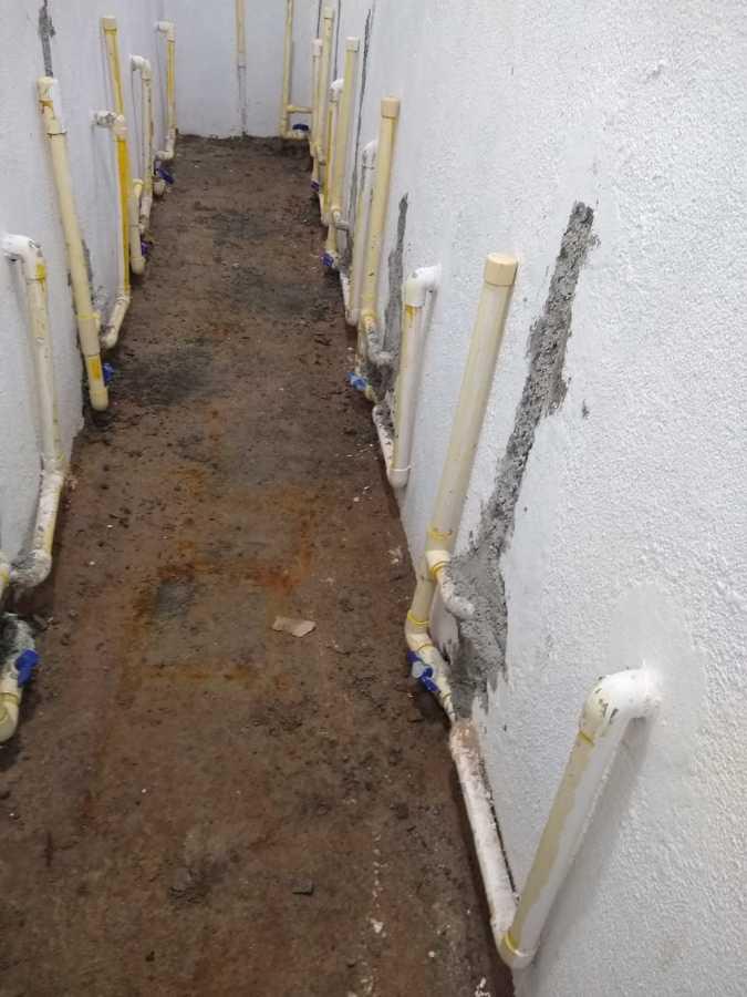 REPARACION DE TUBERIA DE 1 1/2 PULGADAS PARA WC CON FLUXOMETROS