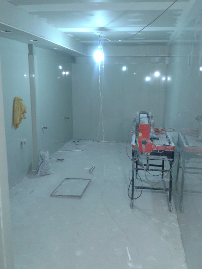 Azulejos Para Baños En Santa Fe:Colocación de azulejo para los baños