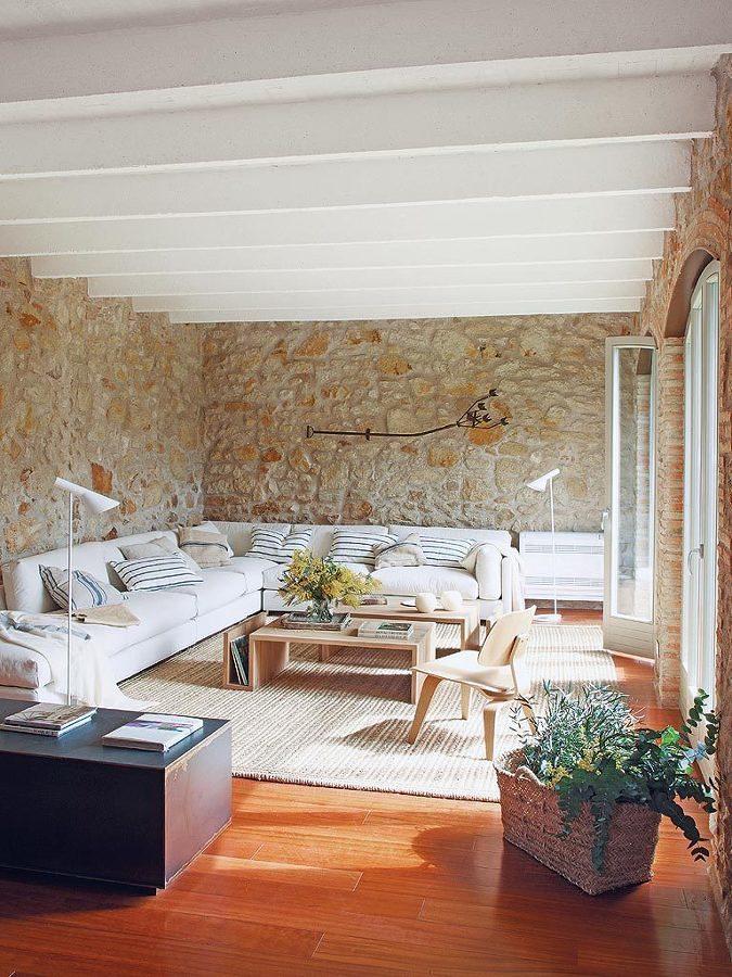 Foto revestimiento de piedra natural 280365 habitissimo for Revestimiento de piedra para banos