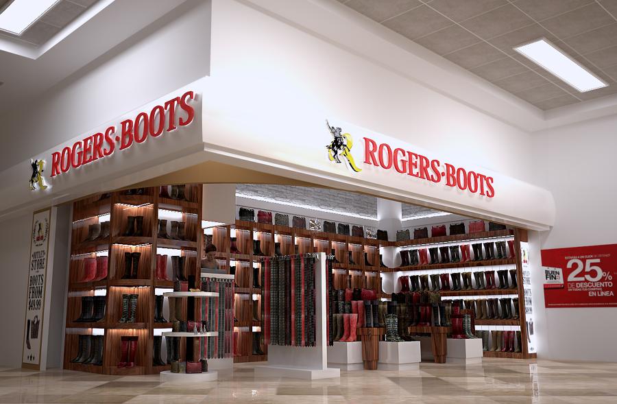 Rogers Boots Terminal II
