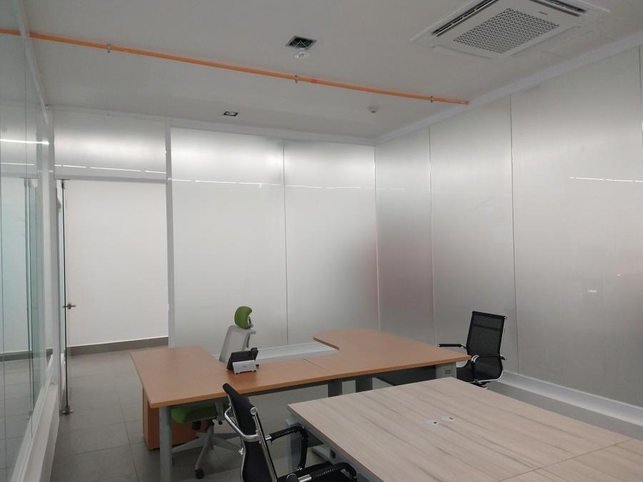 Sala terminada