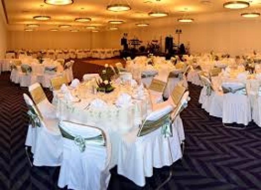 Salón del Hotel Ejcutivo.