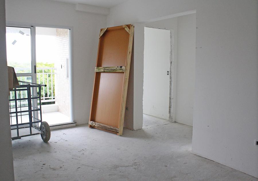 Sala antes de remodelación