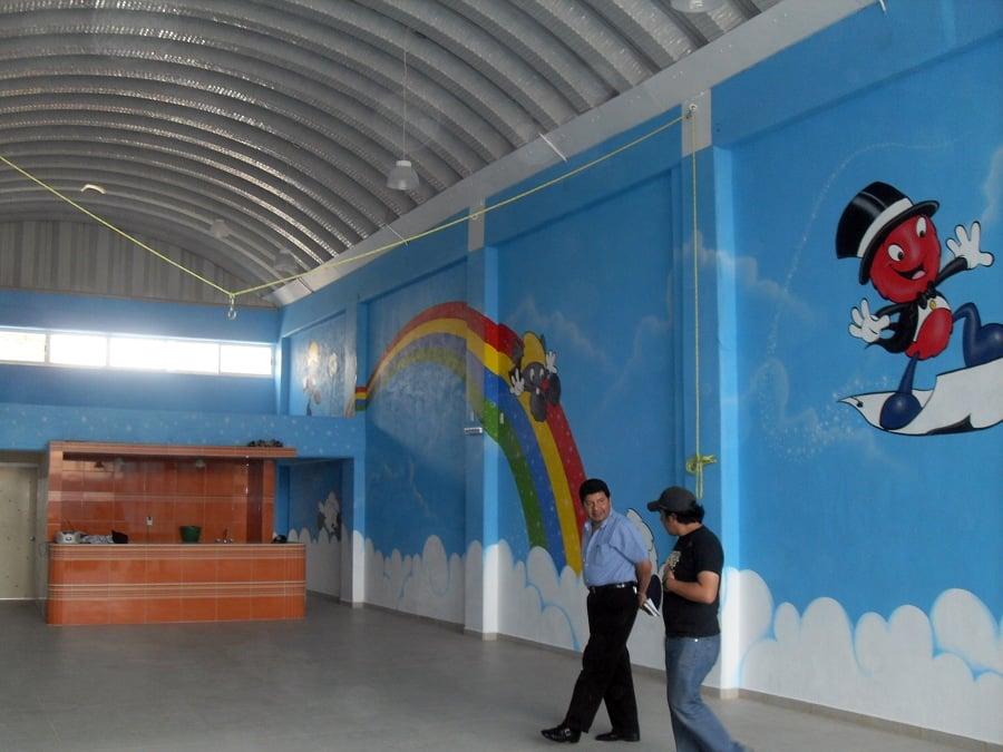 Foto Sal 243 N Para Fiestas Infantiles De Mantenimiento Inmobiliario Y Comercial Quivi 6509