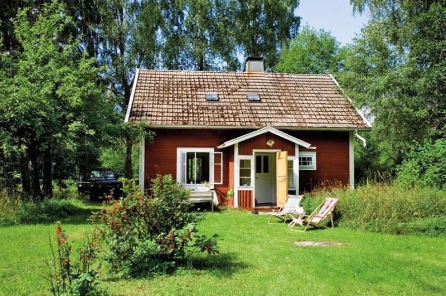 cottage en suecia