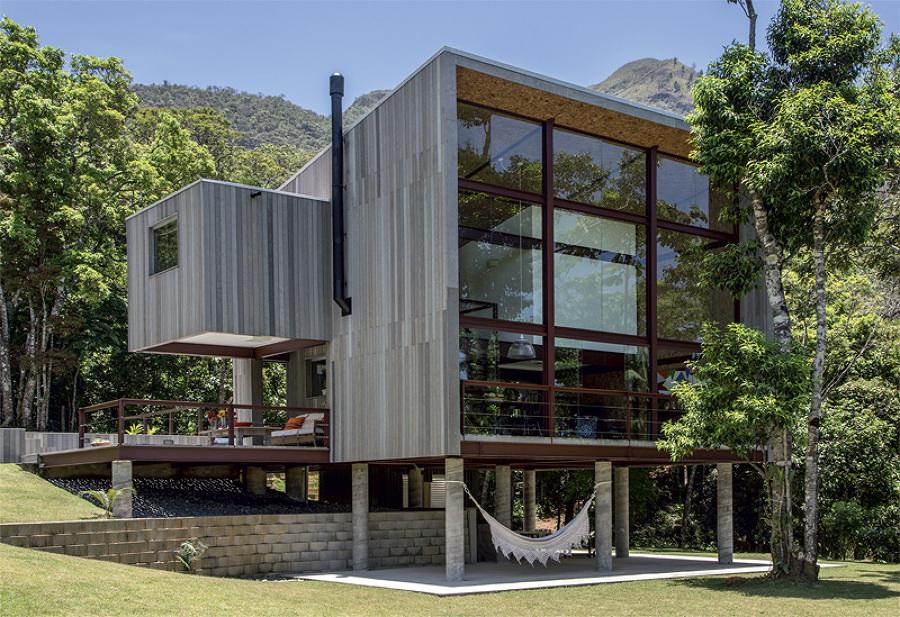 Steel Frame: Casas Prefabricadas con Esqueleto de Acero | Ideas ...