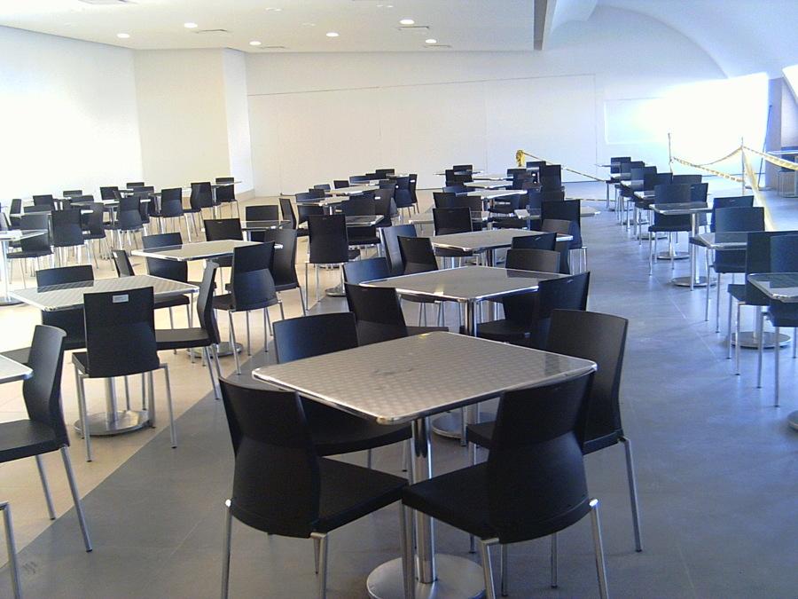 mesas sillas y muebles para restaurante o cafeter a