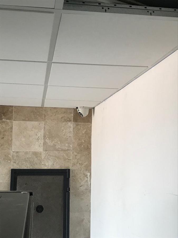 Sistema CCTV en Centro de Datos