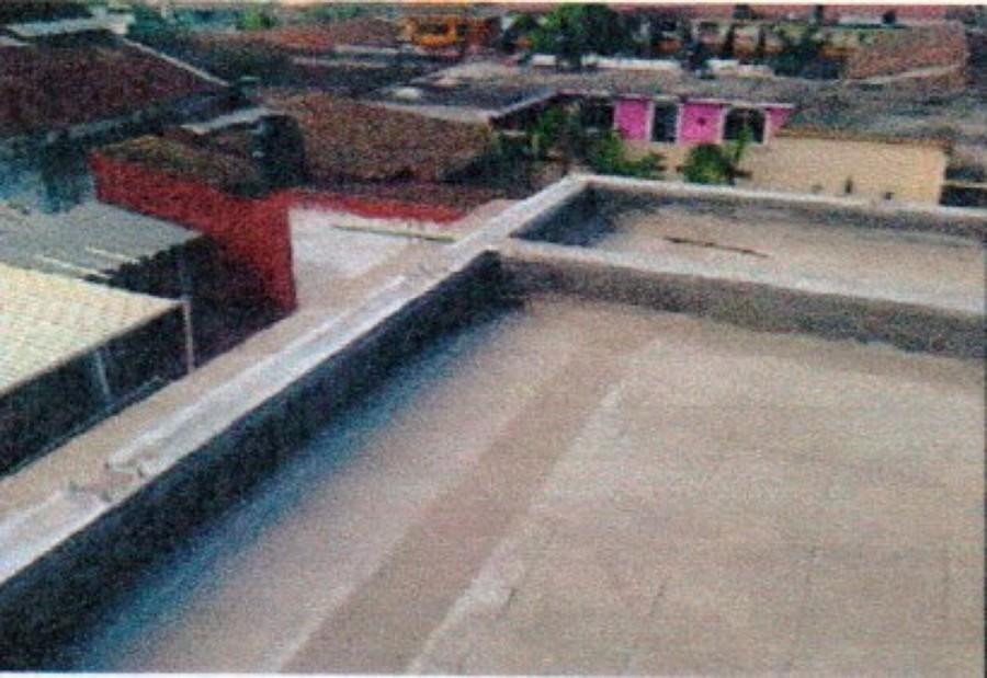 Sistema de cimentacion tipo top roof para la torre de telefonia
