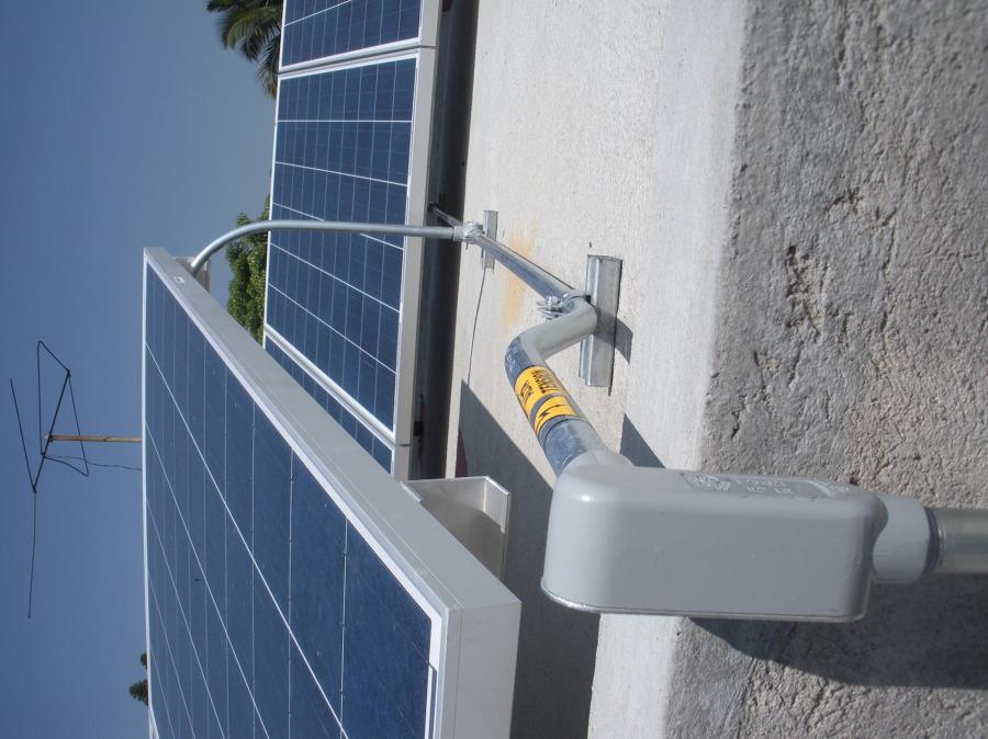 Sistema Fotovoltaico Generación de Energía.